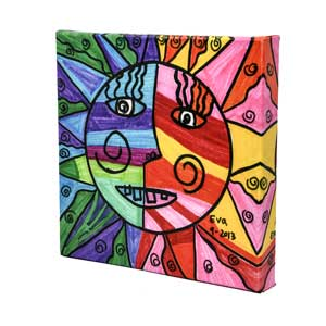 Picture of Gallery Canvas Art